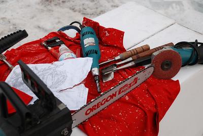 Ice Sculpture Tools