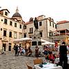 Plaza, Dubrovnik, July 2008