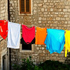 Laundry #2, Dubrovnik, July 2008
