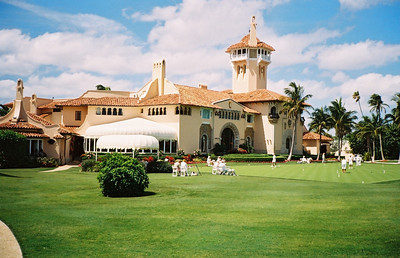 Mar-a-Lago, Palm Beach.