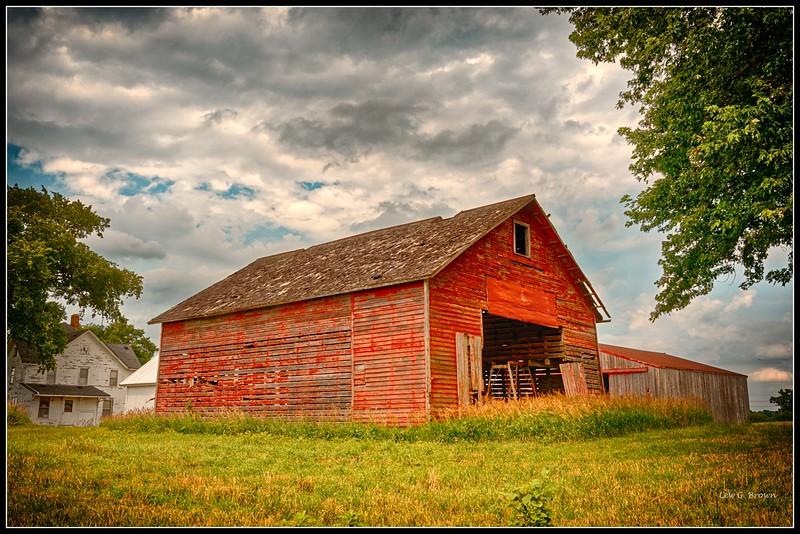 Wisconsin homestead.