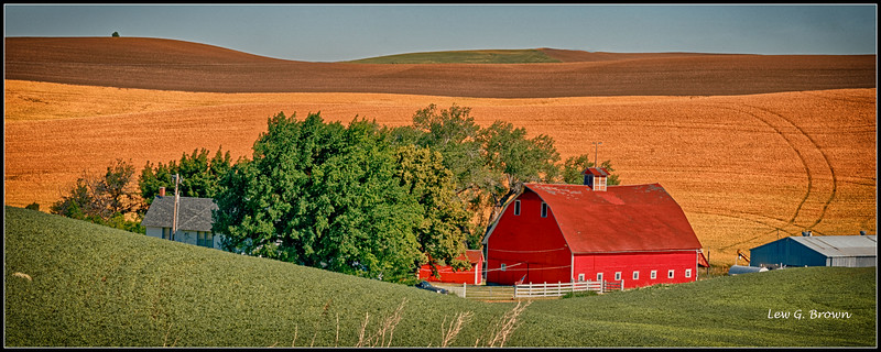 Palouse Farm 1