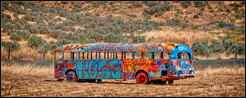 Love Bus - Palouse