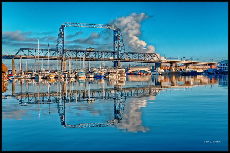 Tacoma, Washington, harbor