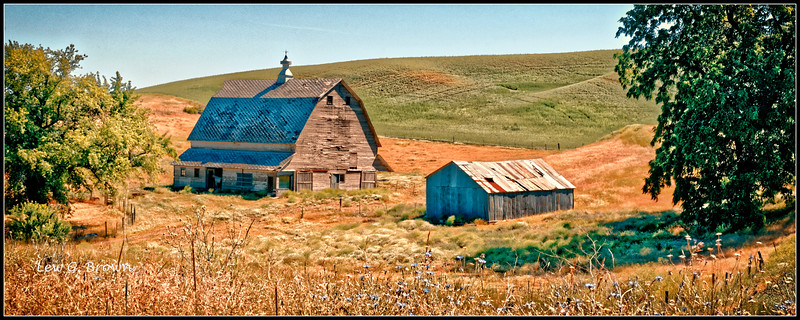 Palouse Farm 2