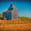Old Grain Elevator - Palouse