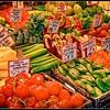 Produce at Public Market, Seattle