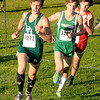 Cross Country sectional at Pendleton Heights on Tuesday.