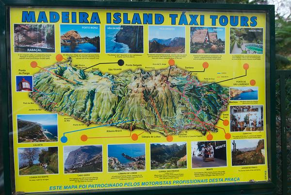 Cruise Madeira