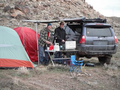 Cruise Moab pre-run 2011