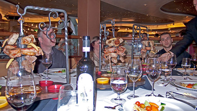Chef's table cruise ship;