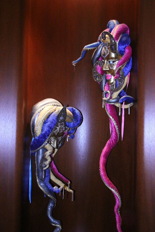 Enchantment of the Seas Theater Art