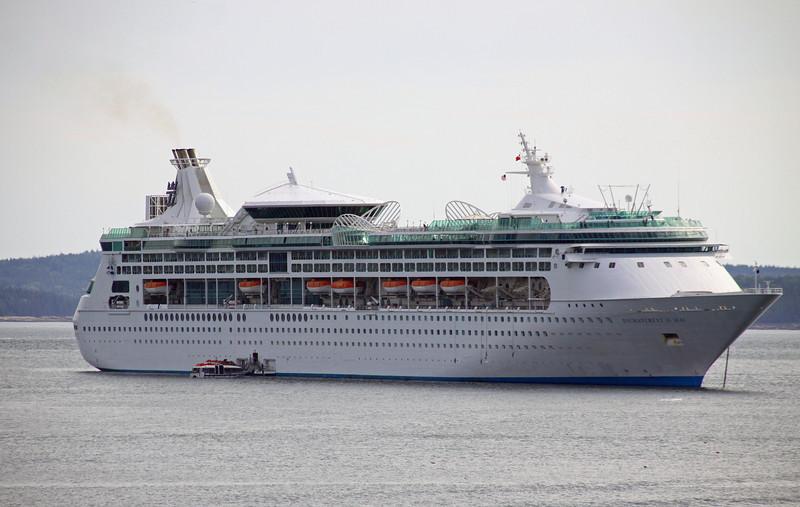 Enchantment of the Seas at Tender