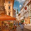 Old Town Bratislava area
