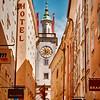 Old Town Salzburg.