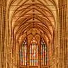 St. Vitus main nave.