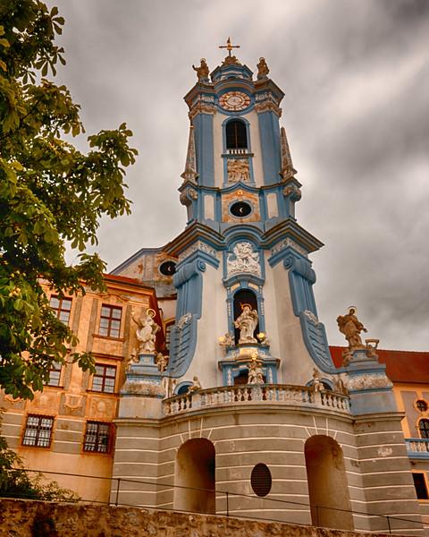 Durnstein Abbey.