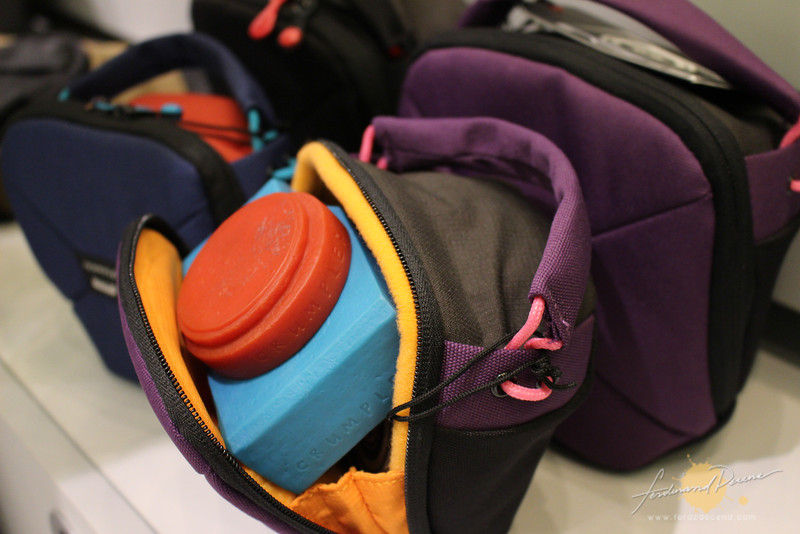 New camera bags for mirrorless cameras