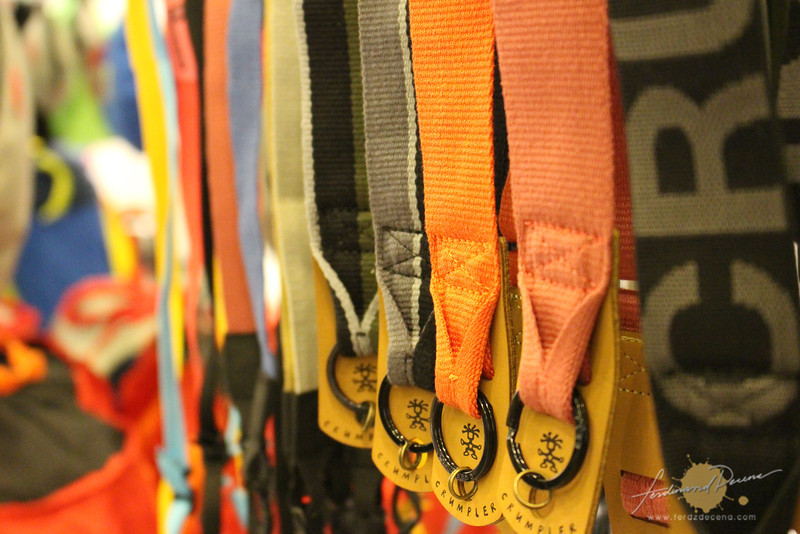 New straps