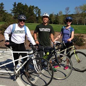 Crystal Springs Bicycle Sunday Ride 03/23/14