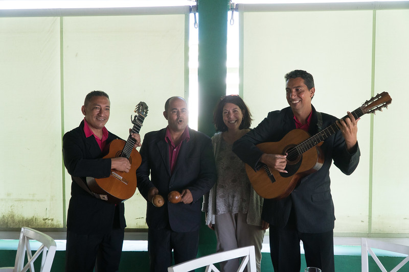 Live music in Cinfuegos