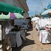Craft and embroidery market in Trinidad de Cuba
