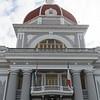 Provincial museum at Parque Jose Marti, Cienfuegos, Cuba