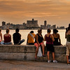 Hangin' Out on the Malecon, Havana