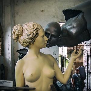 Restauración para amor mecánico by Lolo