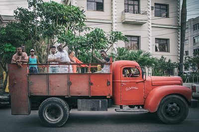 Cuban Bus
