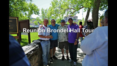 Reunion Brondel Hall Tour Slideshow