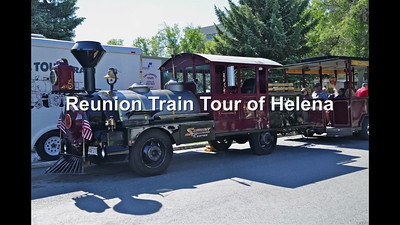 Reunion Train Tour of Helena Slideshow