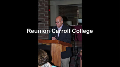 Reunion Carroll College Slideshow
