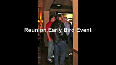Reunion Early Bird Event Slideshow