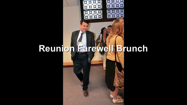 Reunion Farewell Brunch Slideshow