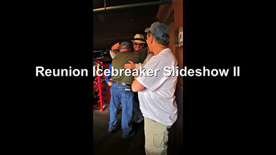 Reunion Icebreaker Slideshow II-Display