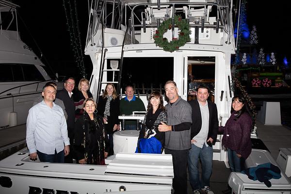 Culligan Newport Harbor Christmas Cruise 12-12-2017