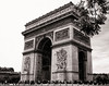 Arch de Triumphe, Paris