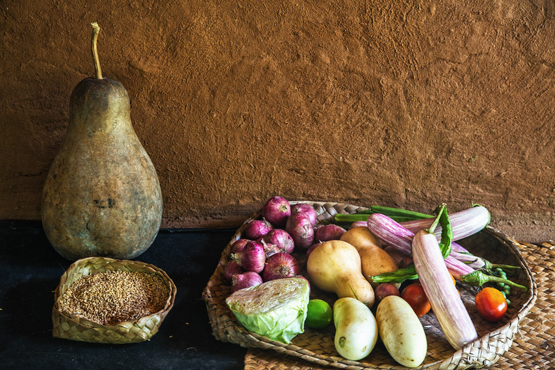 Stable foods, Sri Lanka