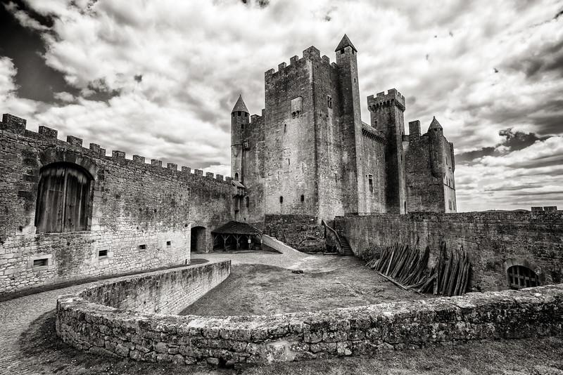 Beynac Castle, Dordogne, France