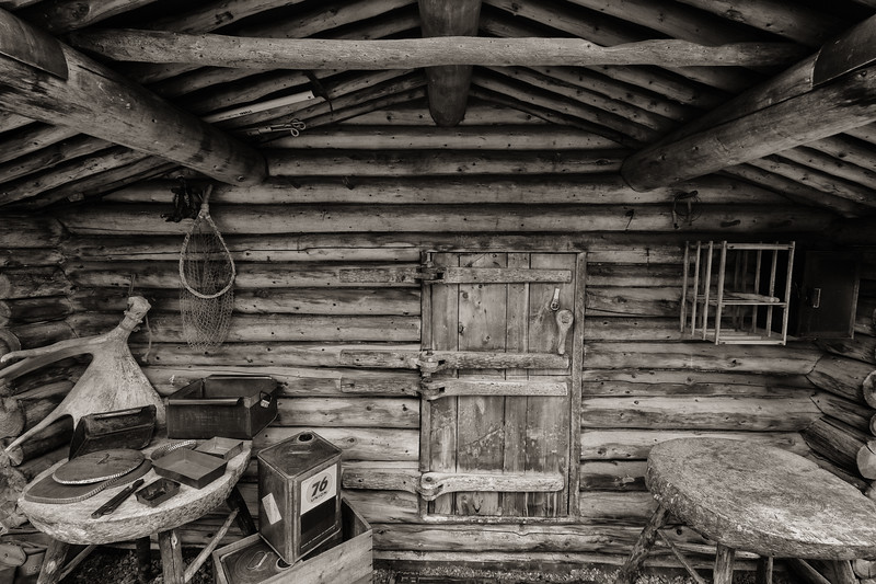 Proenneke Cabin, Lake Clark National Park, Alaska