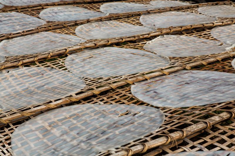 Rice Making, Laos