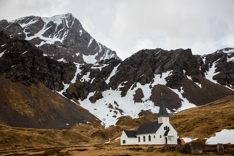 Church, Grytviken, South Georgia