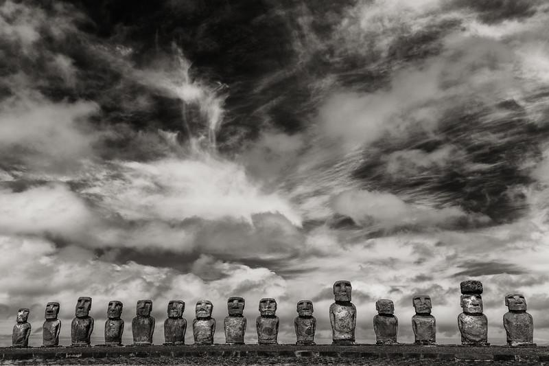 The Fifteen, Easter Island