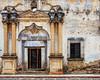 Church Door, Antigua, Guatemala