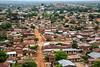 View from Royal Hill, Dassa, Benin