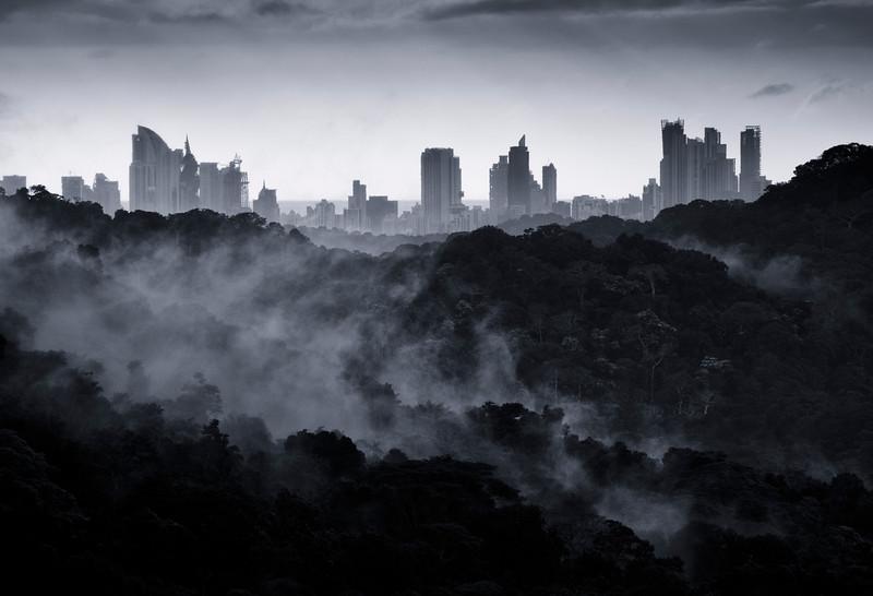 Panama City Skyline, Panama