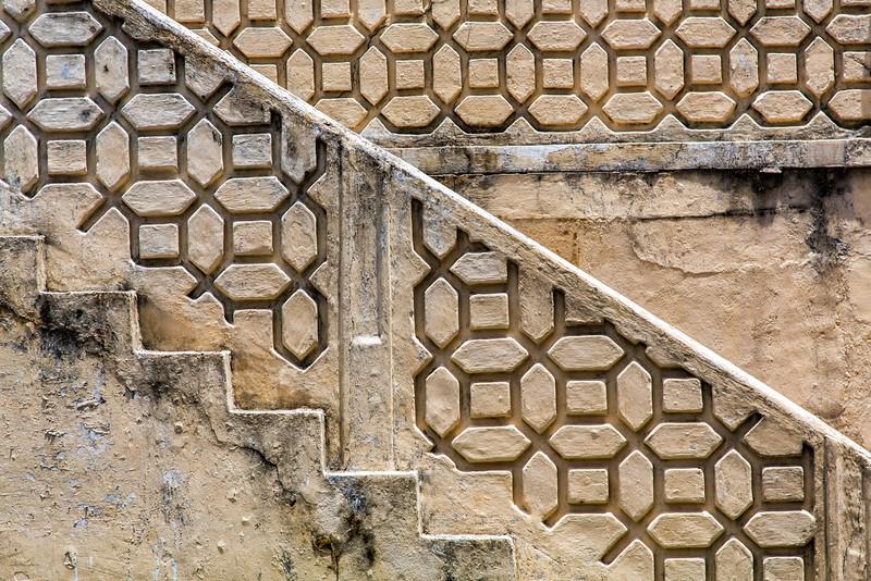 Stairs, Galle, Sri Lanka