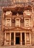 The Treasury (Al Khazna) at Petra, Jordan