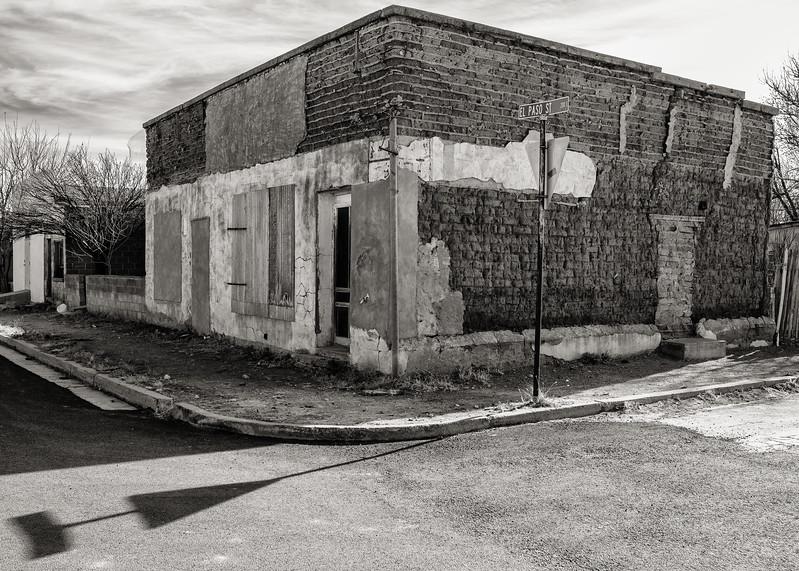 El Paso Street, Marfa TX